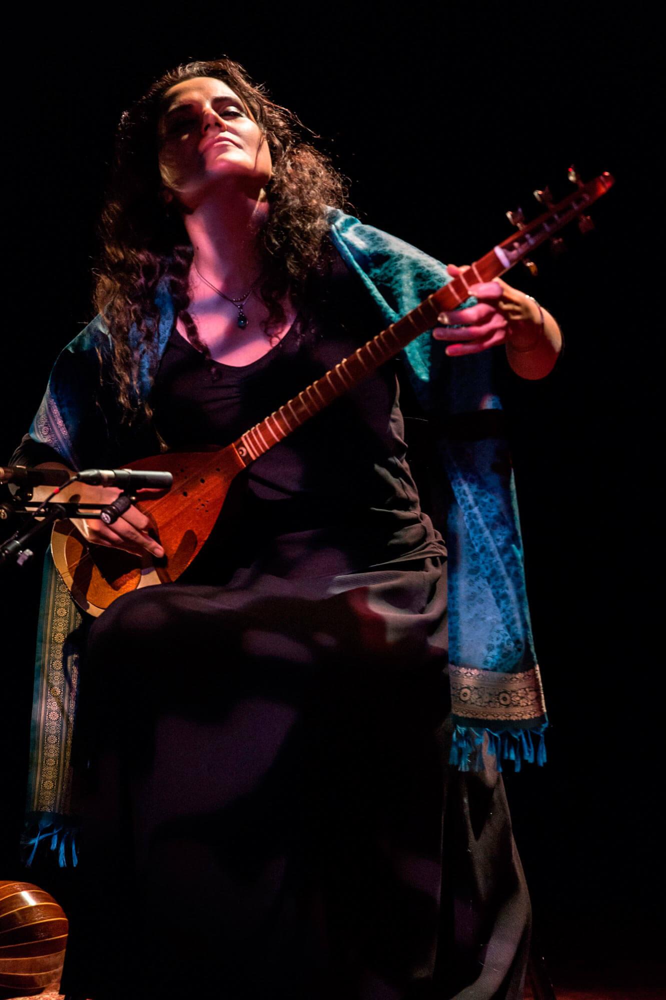 Muriel Despiau - Concert